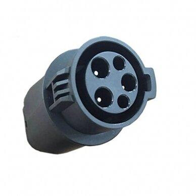 Type 1 - Type 2 adapteris 3