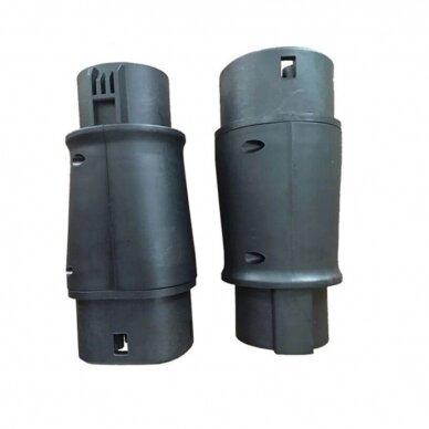 Type 1 - Type 2 adapteris 2